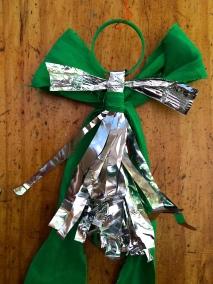 Angel2 green sash - close up low res